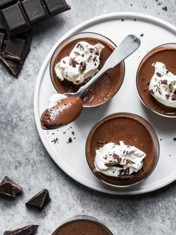 Mousse and Pudding Recipes